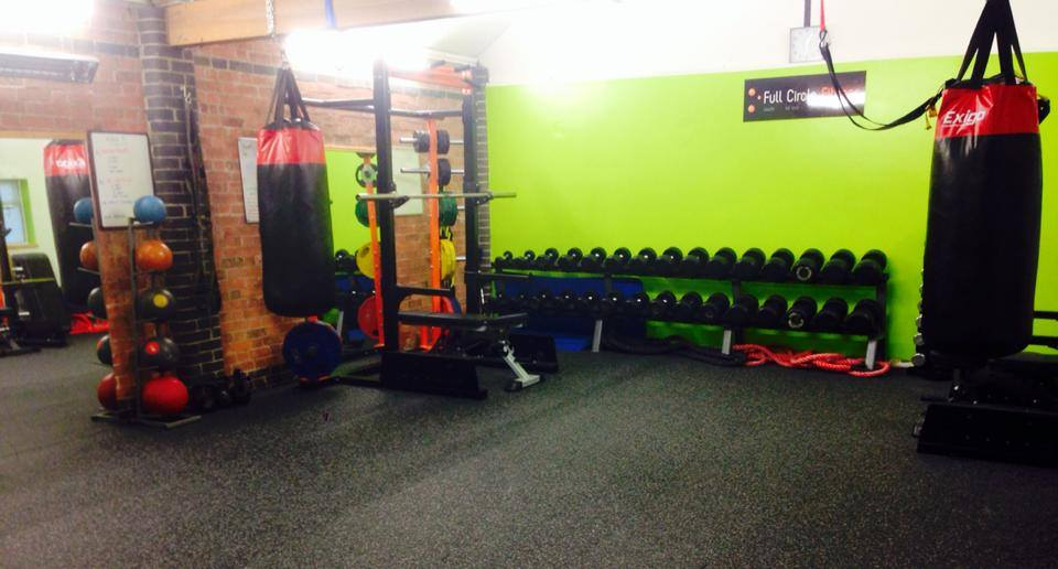 full circle fitness cambridge
